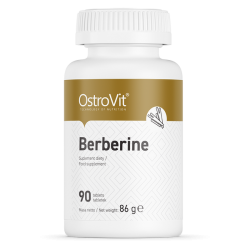 OstroVit Berberine 90 Tabletes