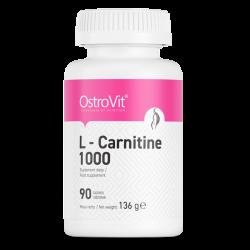 Ostrovit L-Carnitine 90 tabletes