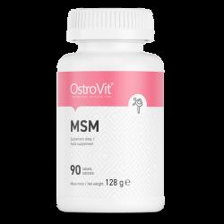 OstroVit MSM 90 Tabletes