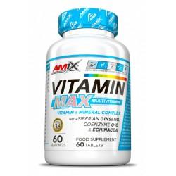 Amix Nutrition Vitamin MAX 60 Tabletes
