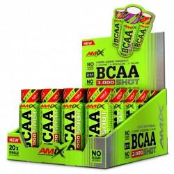 BCAA  3000 SHOT 20x60 ml
