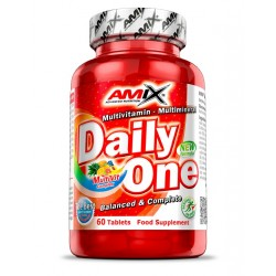 One Daily 60 tab