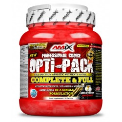 Opti-Pack (Animal pak)