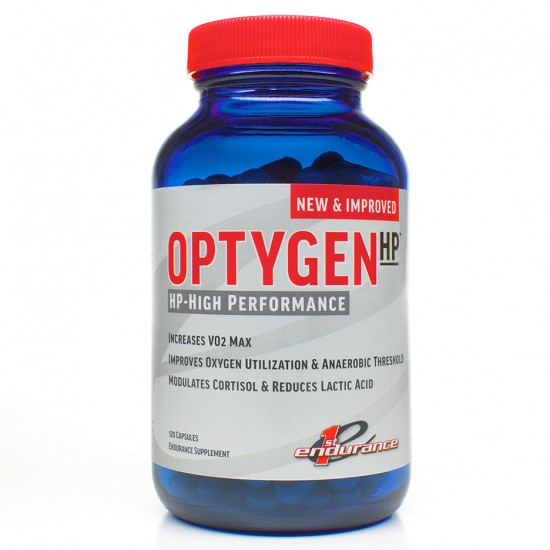 OptygenHP 120 caps Improved Formula -First Endurance