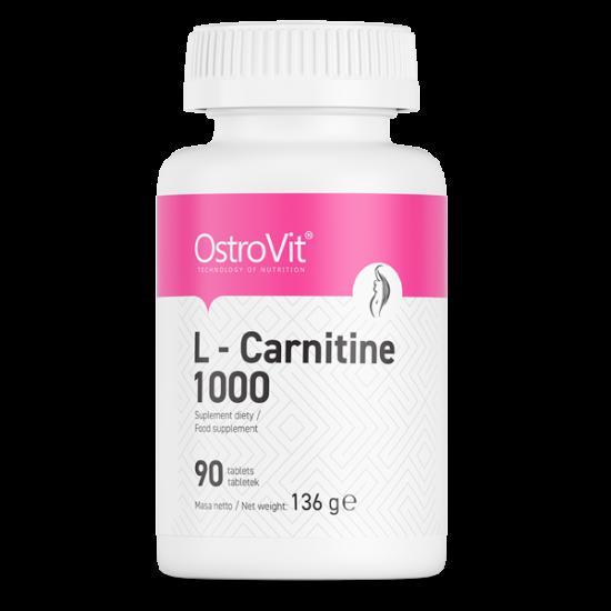 Ostrovit L-Carnitine 90 tabletes -Ostrovit