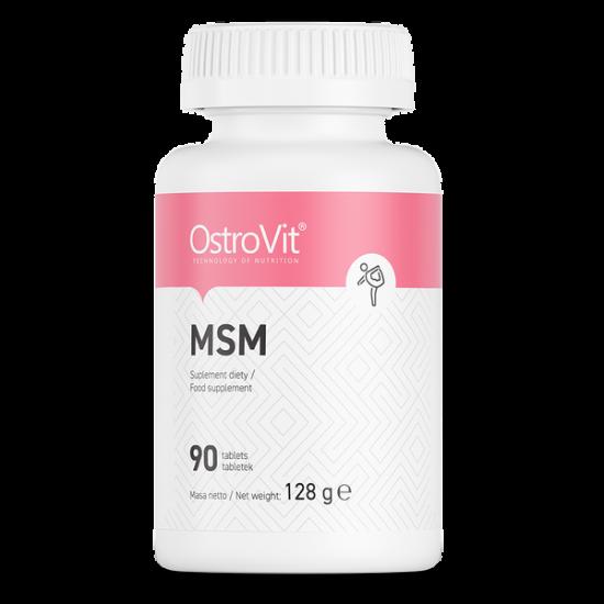 OstroVit MSM 90 Tabletes -Ostrovit