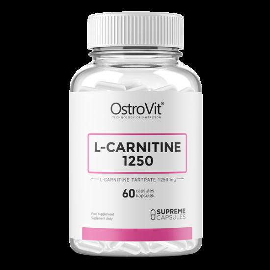 Ostrovit L-Carnitine 60 kapsulas