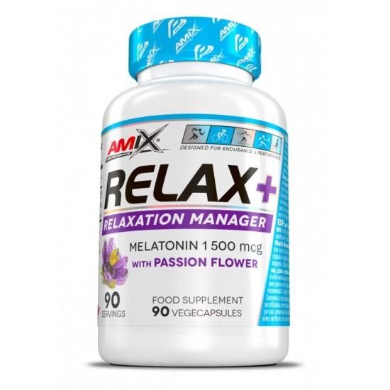 Amix Nutrition Relax 90 kapsulas -Amix Nutrition