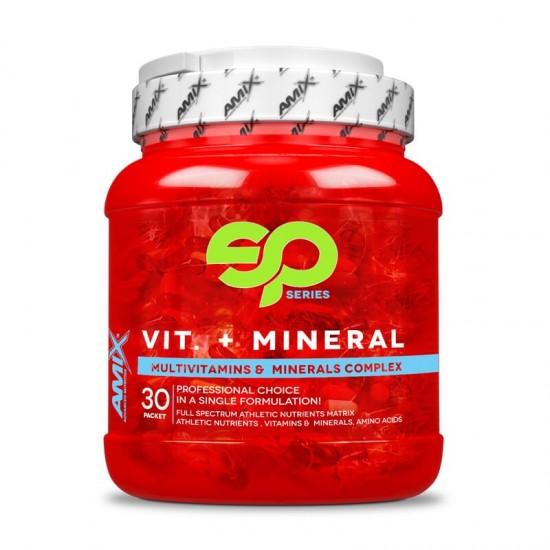 Super Vit-Mineral Pack 30 sachets -Amix Nutrition
