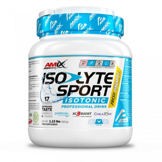 Amix IsoLyte Sport 510g -Amix Nutrition