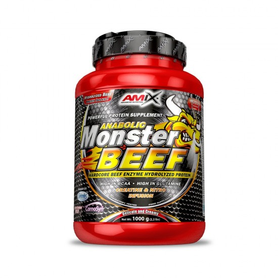 Anabolic Monster Beef  90 protein 1000g -Amix Nutrition