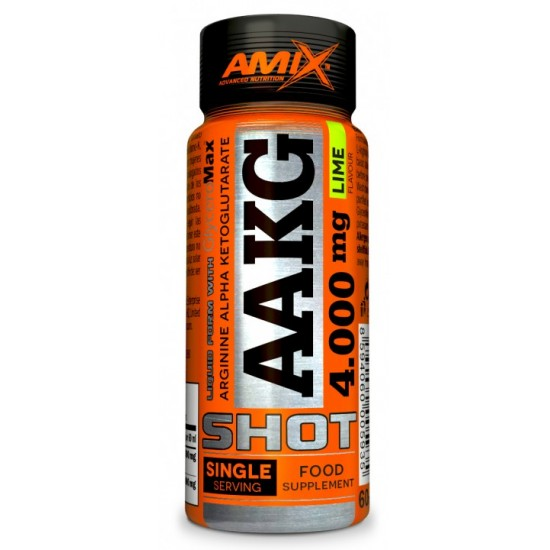 AAKG Shot 60 ml -Amix Nutrition