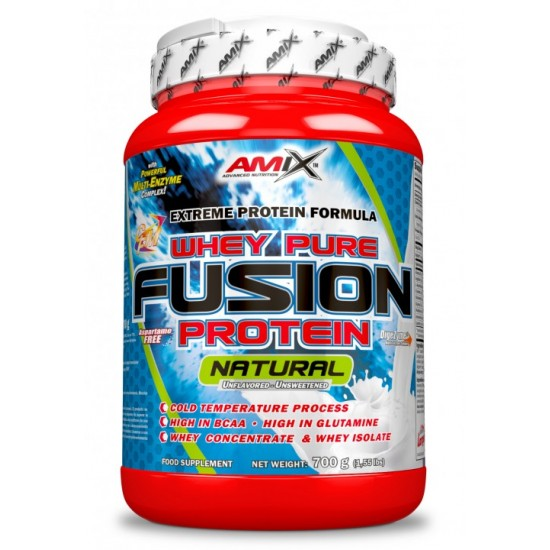 Whey Pure FUSION NATURAL 700g -Amix Nutrition