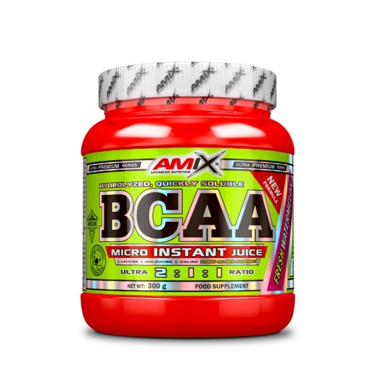 BCAA Micro Instant Juice 300g -Amix Nutrition