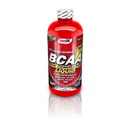 Amix BCAA Generation 500ml -Amix Nutrition