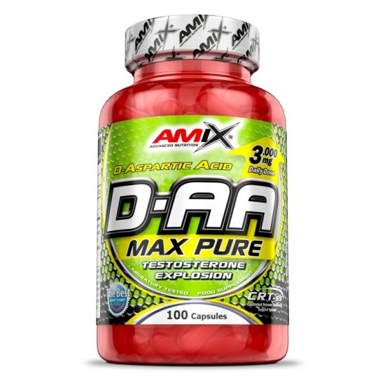 D-AA 100cps -Amix Nutrition