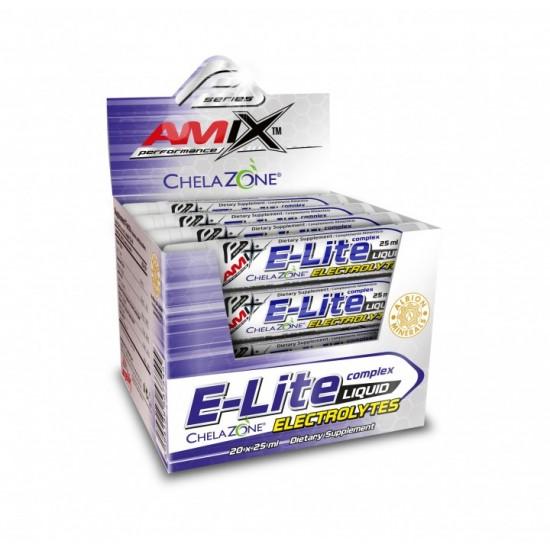 E-lite Electrolytes BOX -Amix Nutrition