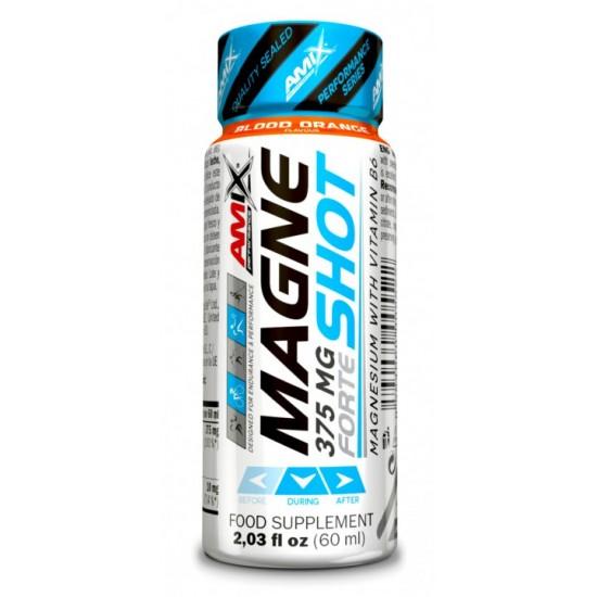 MagneShot Forte 375 mg 20x60ml Box -Amix Nutrition