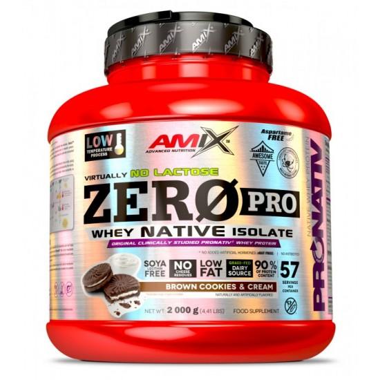 ZeroPro Protein 2000g -Amix Nutrition
