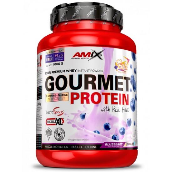Amix Gourmet Proteīns 1000g -Amix Nutrition