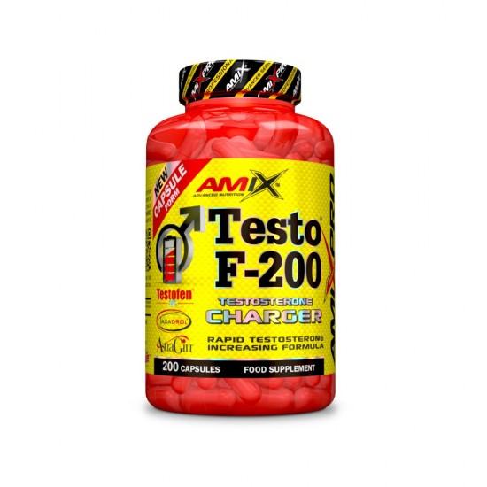Testo F-200 200 caps -Amix Nutrition
