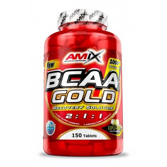 Bcaa Gold 150 tab -Amix Nutrition