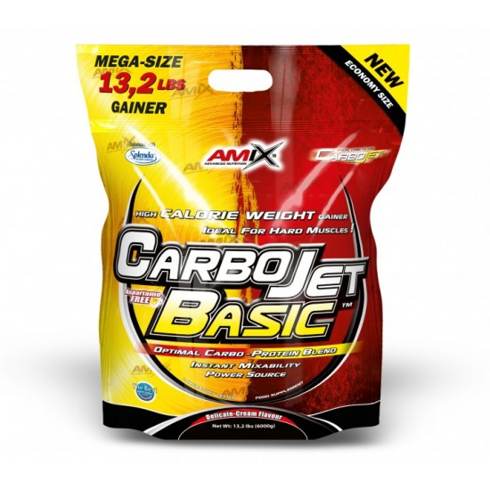 Carbojet Basic 6000g -Amix Nutrition