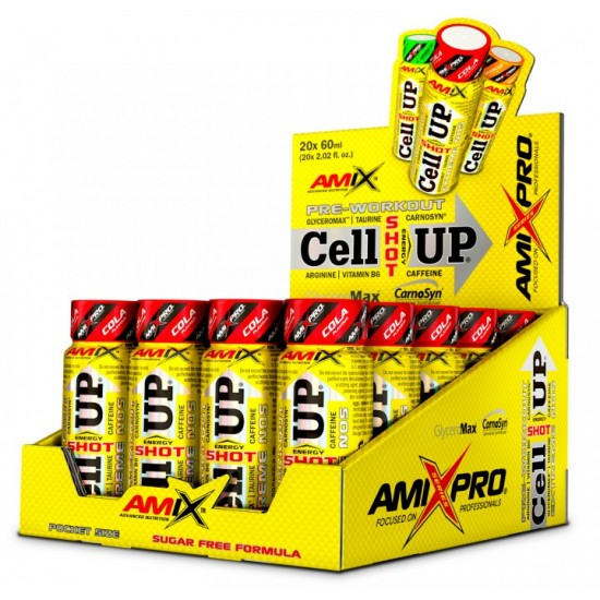 Cellup 20x60 ml -Amix Nutrition