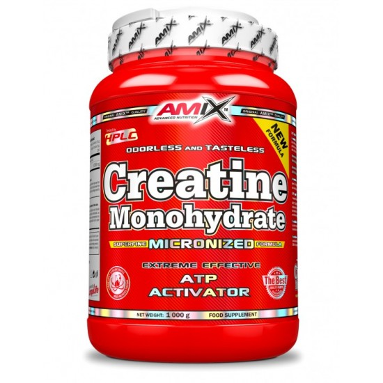 Creatine Monohydrate 1000g -Amix Nutrition