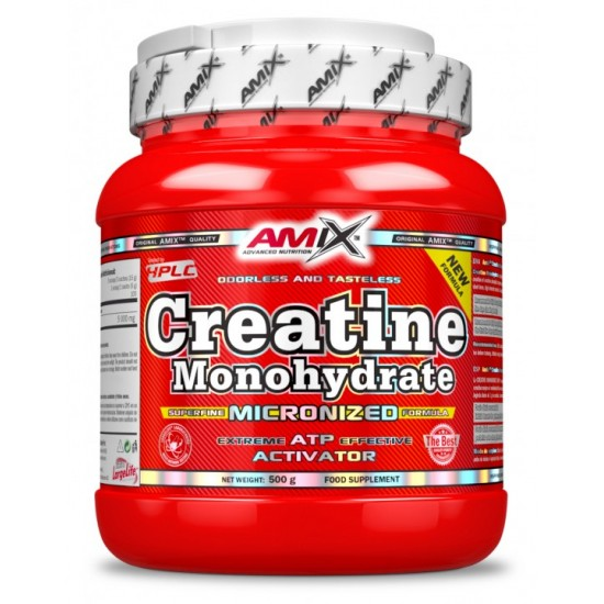 Creatine Monohydrate  500g -Amix Nutrition