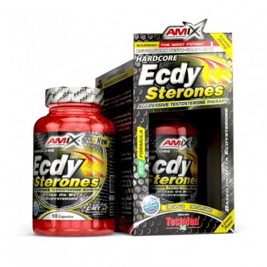 Ecdy-Sterones 90cps -
