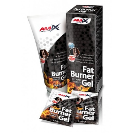 Fat Burner Gel Men 200 ml -Amix Nutrition