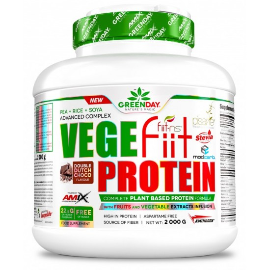 Vegefiit Protein 2000g -Amix Nutrition