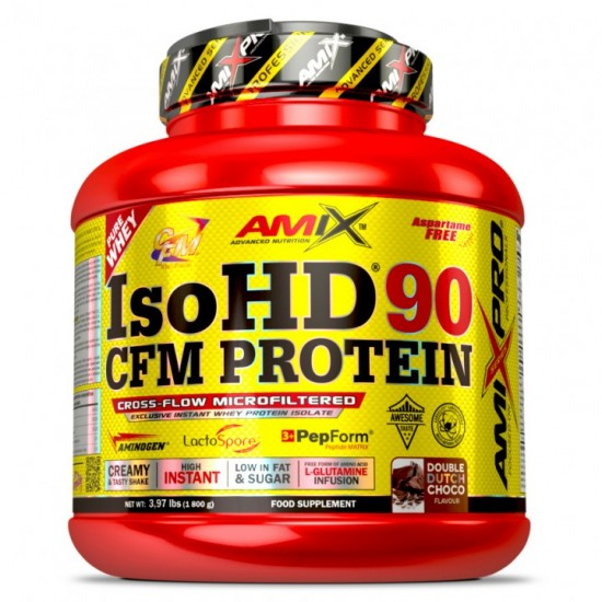 IsoHD 90 CFM Protein 1800g -Amix Nutrition