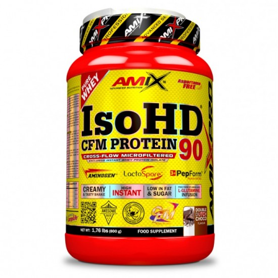 IsoHD 90 CFM Protein 800g -Amix Nutrition