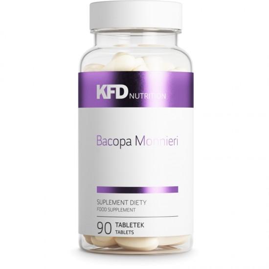 KFD Bacopa Monnieri - 90 tab -KFD Nutrition