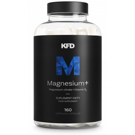 KFD Magnesium-B6 160 caps -KFD Nutrition