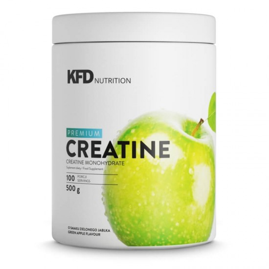 KFD Premium Creatine 500g -KFD Nutrition