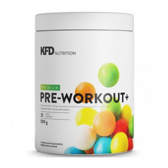 Premium Pre-Workout 500g -KFD Nutrition
