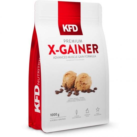 KFD Premium X-Gainer 1000g -KFD Nutrition