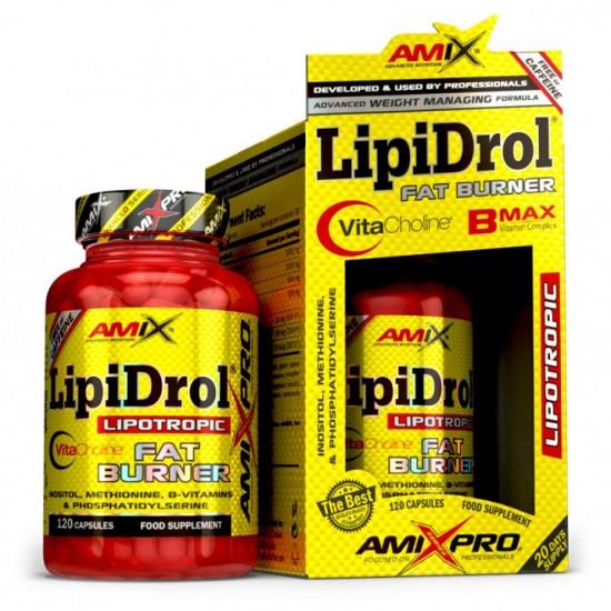 Lipidrol 120 caps -Amix Nutrition