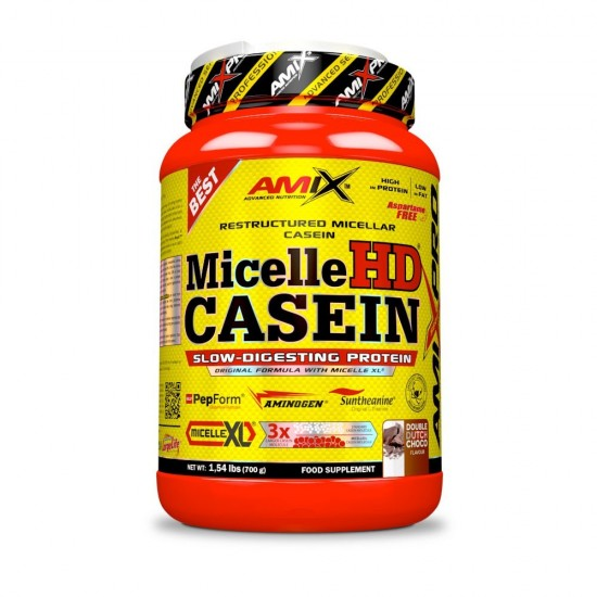 Micelle HD Casein 700g -Amix Nutrition