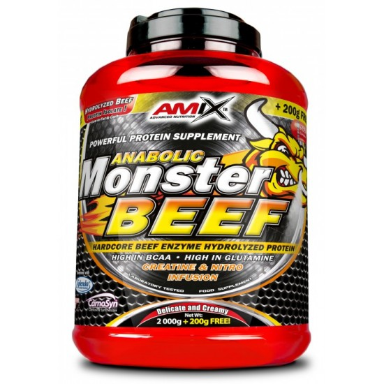 Amix Anabolic Monster Beef 2200g -Amix Nutrition