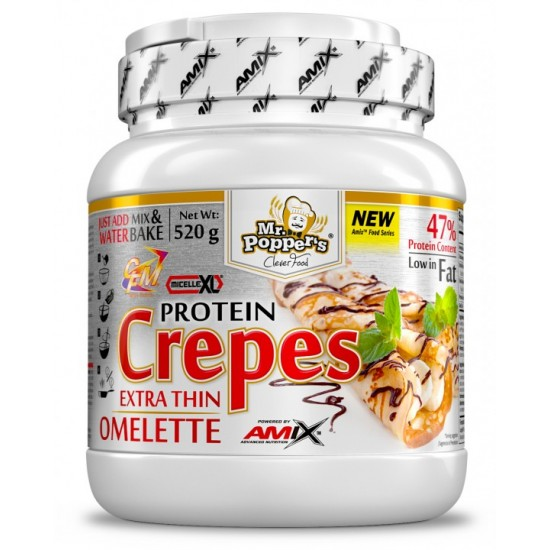 Protein Crepes 520g -Amix Nutrition
