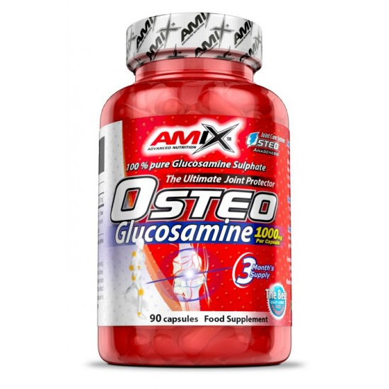 Osteo Glucosamine 1000mg cps. -Amix Nutrition