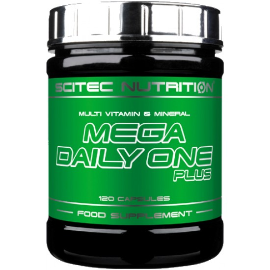 Scitec Mega Daily one 120 caps
