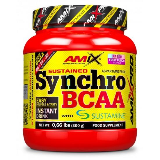 Synchro BCAA + Sustamine 300g -Amix Nutrition