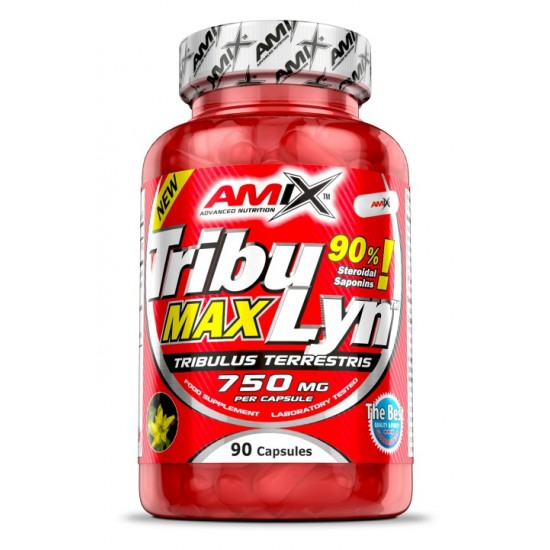 Amix Nutrition TribuLyn 90 kapsulas -Amix Nutrition