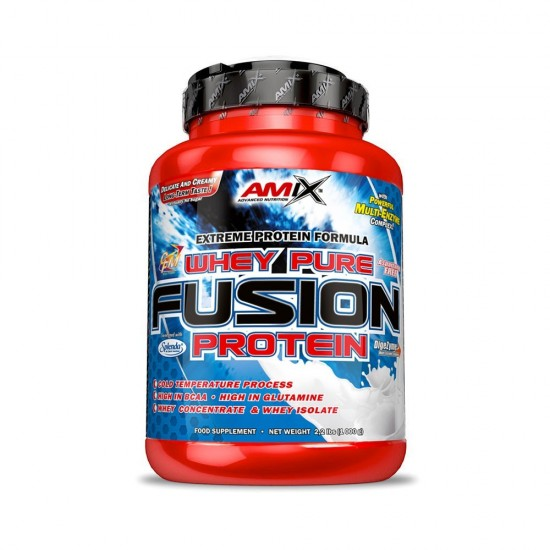 Whey Pure Fusion 1000g -Amix Nutrition