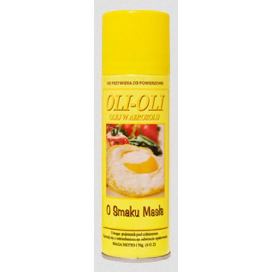 Rapšu ēļļa ar sviesta garšu /cepšanas spray 170 g